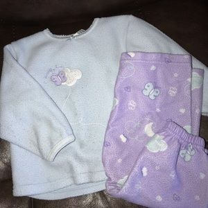 3/$10‼️ Vintage Carters Pajama Set